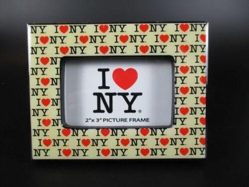 New York Bilderrahmen I LOVE NY,11 cm,Neu,Picture Frame USA Amerika
