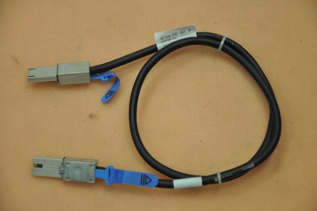 HP External mini-SAS Cable 1m (3ft) 408766-001 / 407344-002