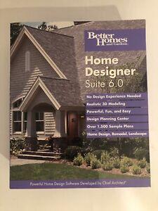 Gardens Home Designer 6 0 Windows 98