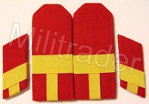 Korean-Army-DPRK-Master-Sergeant-Collar-and-Shoulder-Boards-Set