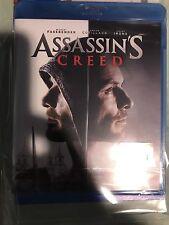 Assassin's Creed (Blu-Ray Disc) - ITALIANO ORIGINALE SIGILLATO -