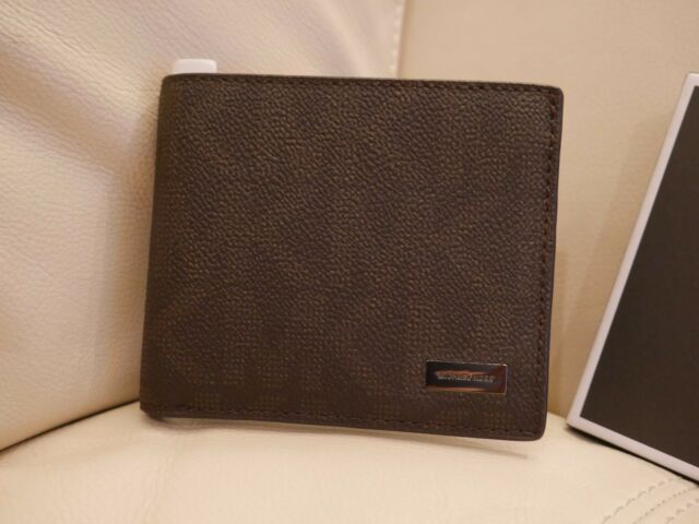 90332fa61cb48 NEW WT GIFT BOX Michael Kors Jet Set Men s Billfold Wallet (Brown) PVC
