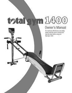 total gym 1400 owners manual guide for home fitness total gym exercise manual pdf total gym xli exercise manual pdf