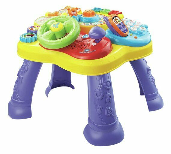VTech Star Activity Table With Role Play And Imaginative Fun NEW_UK_SELLER