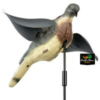 Lucky Duck Air Dove Decoy With Ground Stake Spinning Wing Wind Motion