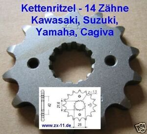 Pignon-de-Chaine-Yamaha-FZS-600-Fazer-FZS600-FZR-600-YZF-14-Dents-513-14