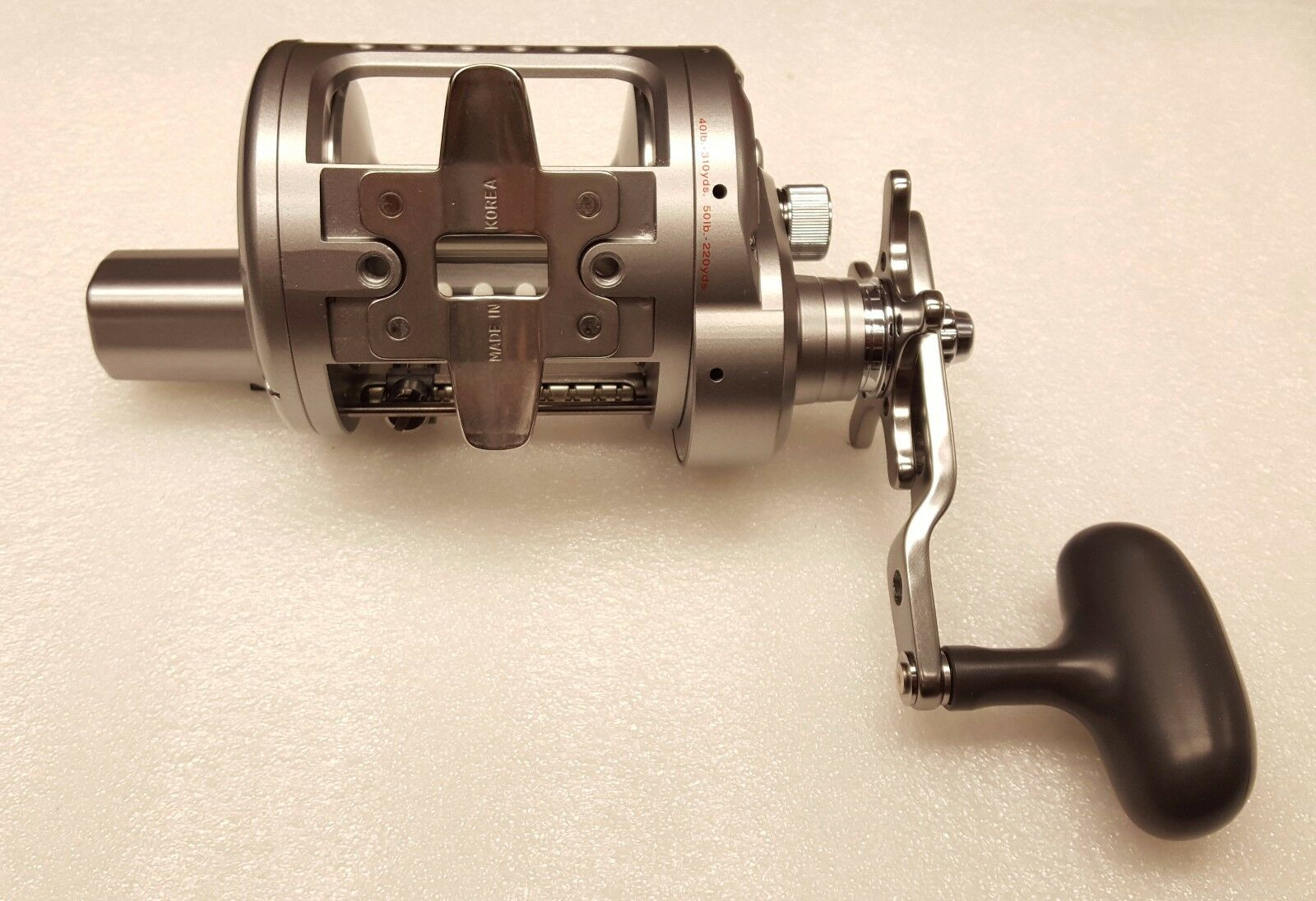 6bf635c8165 Daiwa Sttlw50lcha Saltist Levelwind Line Counter High Speed Reel for sale  online | eBay