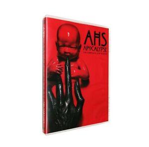 American-Horror-Story-Apocalypse-Season-8-DVD-3-discs-Free-Shipping-New-sealed