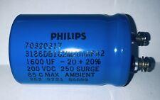 Illinois Capacitor *New Old Stock* Aluminum Electrolytic 10UF or 15UF 16VDC