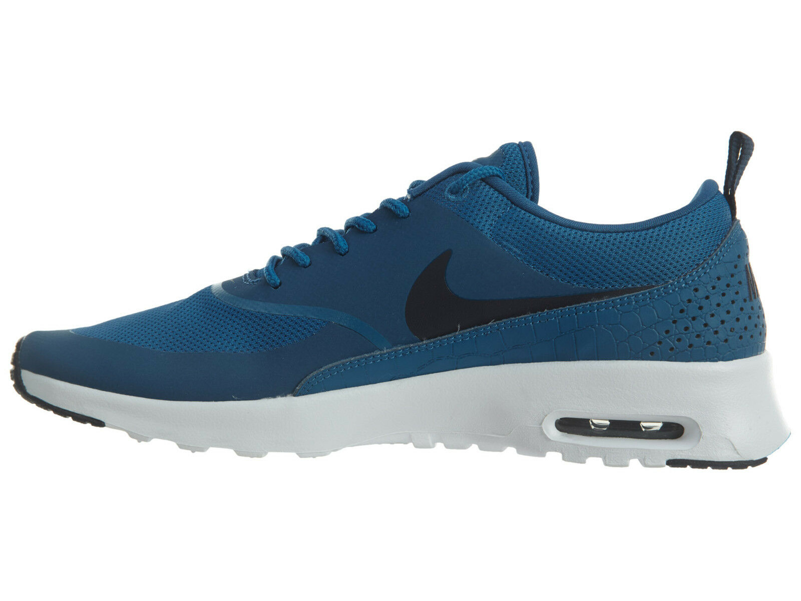 Nike Air Max Max Max Thea Womens 599409-415 Industrial Blue Mesh Running Shoes Size 6.5 2463d0