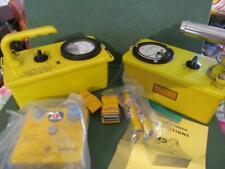 New Listinggeiger Counter Victoreen Cdv 700 6b Cdv 715 1a Dosimeter Charger 3 Pens Box