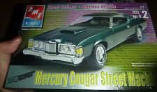 AMT 1973 Mercury Cougar THE CAT STREET MACHINE 1/25 Model Car Mountain KIT FS