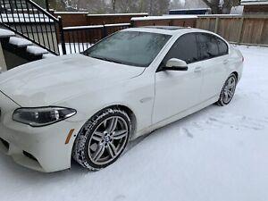2014 BMW 5 Series xdrive