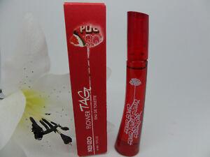 34da13e08 KENZO Flower Tag WOMEN edt MINI Miniature PERFUME 4ml Fragrance NEW ...