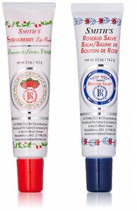 Rosebud-Perfume-Co-ORIGINAL-SALVE-amp-STRAWBERRY-LIP-BALM-Tube-2-Pack-FAST-SHIP