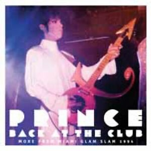 BACK-AT-THE-CLUB-by-PRINCE-Vinyl-Double-Album-PARA217LP-Rare-live-set