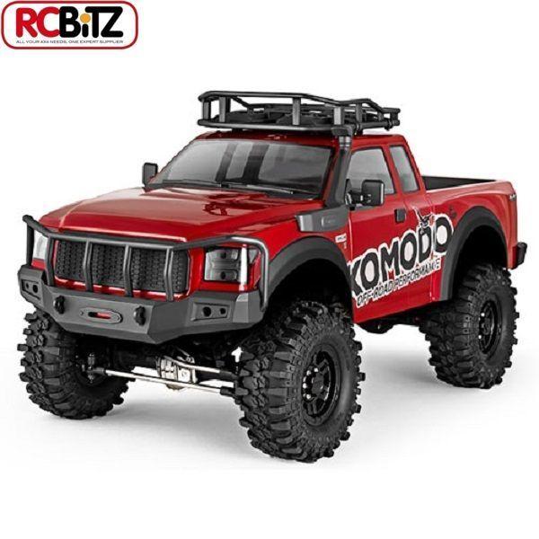 Gmade 1 10 gs01 Komodo camion scala crawler costruttori KIT gm54000 Scala Dettaglio