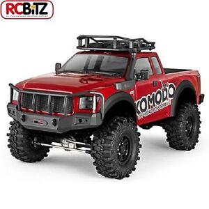Gmade 1/10 Gs01 Kit de construction sur chenilles avec échelle de camion Komodo Gm54000 Détail 8809366575014