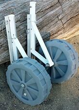 Quick Launch Adjustable Launching Wheels for Inflatables/Small Boats