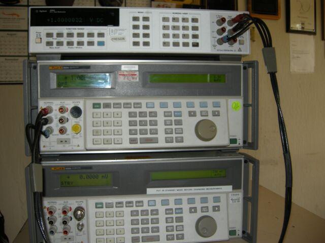 FLUKE 5500A  5520A REPAIR  &  CALIBRATION SERVICE