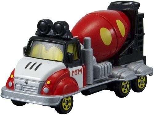 Takara Tomy Tomica Disney Motors Works Division DM-14 Jelly Mixer Micky Mous