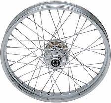 "Front Wheel 40 Spoke Chrome 21x2.15"" 36-732 Harley '00-'06 ST '00-'05 WG"