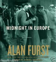 Midnight In Europe By Alan Furst [audiobook]