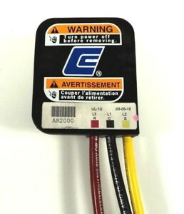 Details about Copeland Compressor 529-0060-24 Power HVAC Wiring Harness  Cable AR2000 - Z