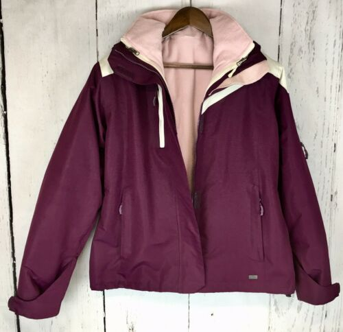 L owned 8k 3 Sz flydende Pre jakke Pink Venture 1 i Plum Kvinders w8pxq7SHq