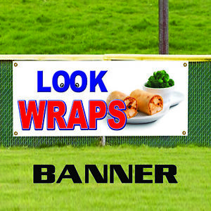 New Advertising Many Sizes Available Flag, Store Chicken KABOBS 13 oz Heavy Duty Vinyl Banner Sign with Metal Grommets