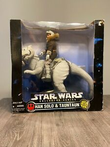 Kenner-Star-Wars-Collectors-Series-Han-Solo-And-Tauntaun-Sealed-1997