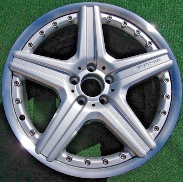 Mercedes-Benz Original Alufelge 9 rayons roue 9,5x18 et43 Classe S w221//c216