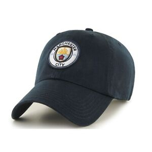 277c31e6cd6 Image is loading Official-Manchester-City-Football-Club-Navy-Blue-Baseball-