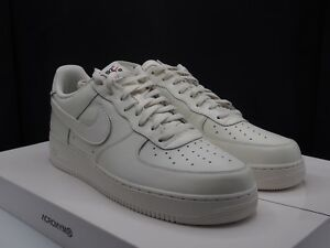 "e541552d9d6b Nike Air Force 1 Low ""Swoosh Pack"" Sail AH8462-101 91201115020"