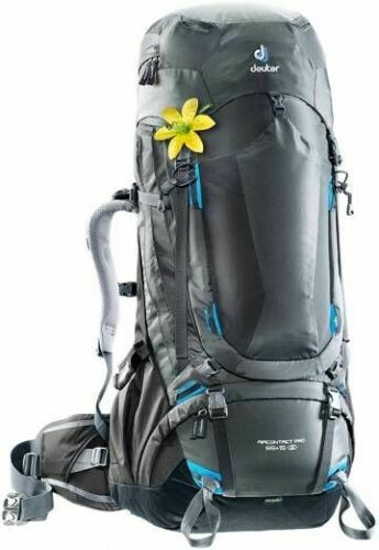2019 trekking mochila mochila señora Deuter aircontact pro 65+15sl