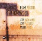 It Takes Two! by Kenny Wheeler (CD, Jun-2006, CAM Jazz)