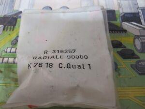 Radiall-R316257-RF-BNC-Connector-1pcs