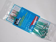 New Ideal 8 Inch Grounding Pigtail 12 Awg Green Stranded Wire 25 Pack 30 3392l