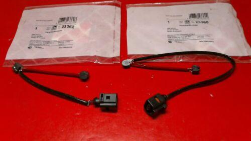 Q7 TOUREG CAYENNE FEBI Audi VW Porsche Front /& Rear Brake Pad Sensor Set of 4