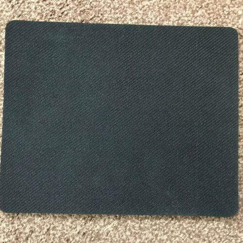 mouse mat pad Red desktop laptop office 5 mm thick made in UK