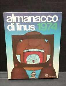 FA73-ALMANACCO-DI-LINUS-1974-Milano-Libri-Edizioni
