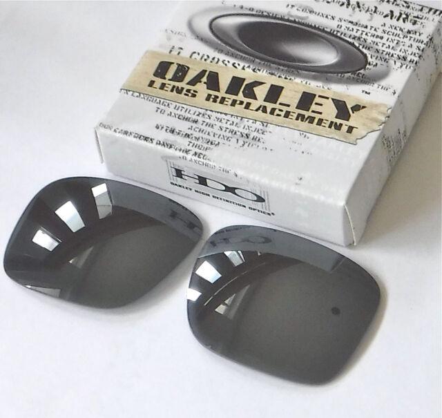 056cb1ecf33 NWOT Oakley Holbrook Sunglasses Authentic Black Iridium Replacement Lens