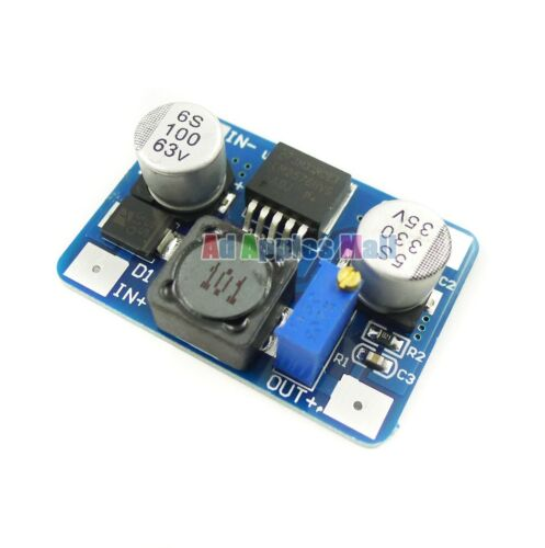 LM2576HV LM2576 DC-DC 5V-60V to 1.25V-30V Step Down Adjustable Power Supply