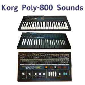 Most-Sounds-Korg-Poly-800-Poly-800II-EX-800-PS-800
