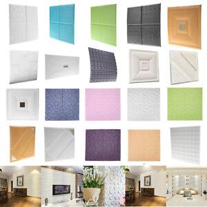 PE-Foam-3D-DIY-Wall-Stickers-Decor-Embossed-Brick-Stone-Room-Waterproof-Decor