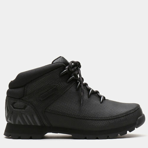 Black Euro Sprint Hiker TB0A21BA015 SIZE 7  /& 11 RRP £130 Timberland Boots