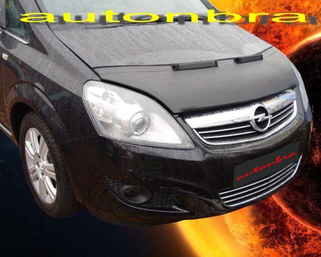 Auto-Style Bonnet Bra Black