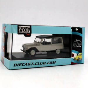 1-43-Citroen-DALAT-R-PICK-UP-1971-VIETNAM-Car-Models-Toys-Diecast-Collection-IXO