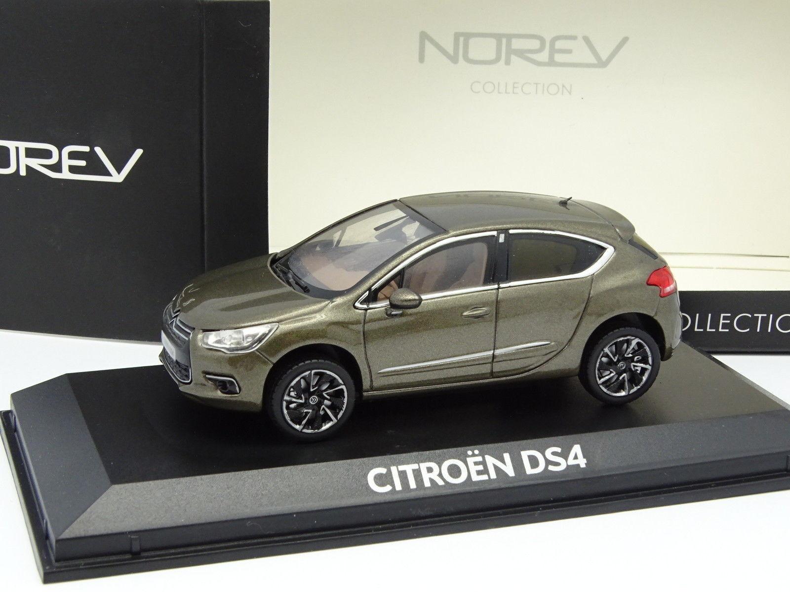 Norev 1 43 - Citroen DS4 verde