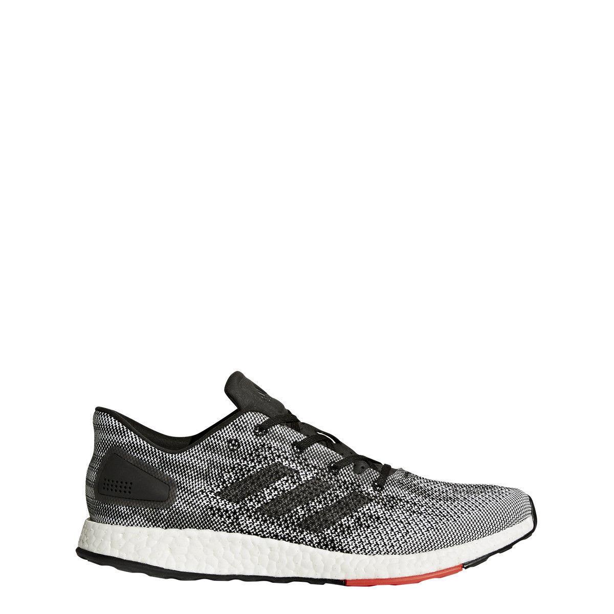 Adidas MENS PUREBOOST DPR BLACK BLACK WHITE - S80993